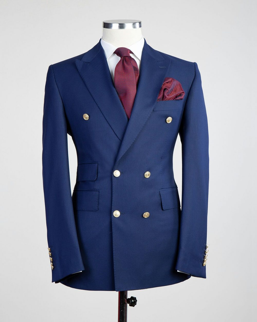 The Hutchison Classic Navy