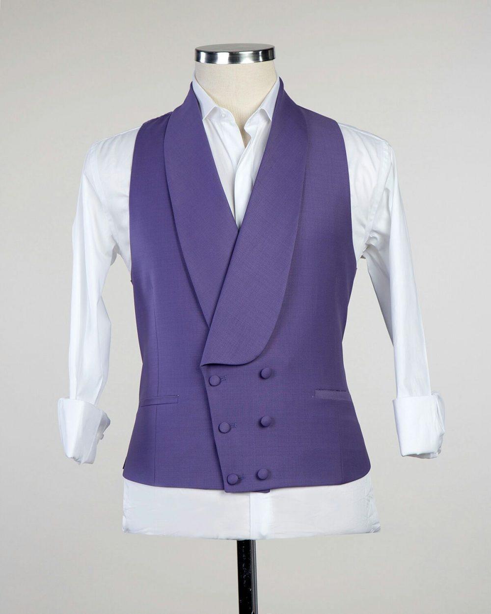 Men Suit Vest Slim Fit Mens Casual Waistcoat